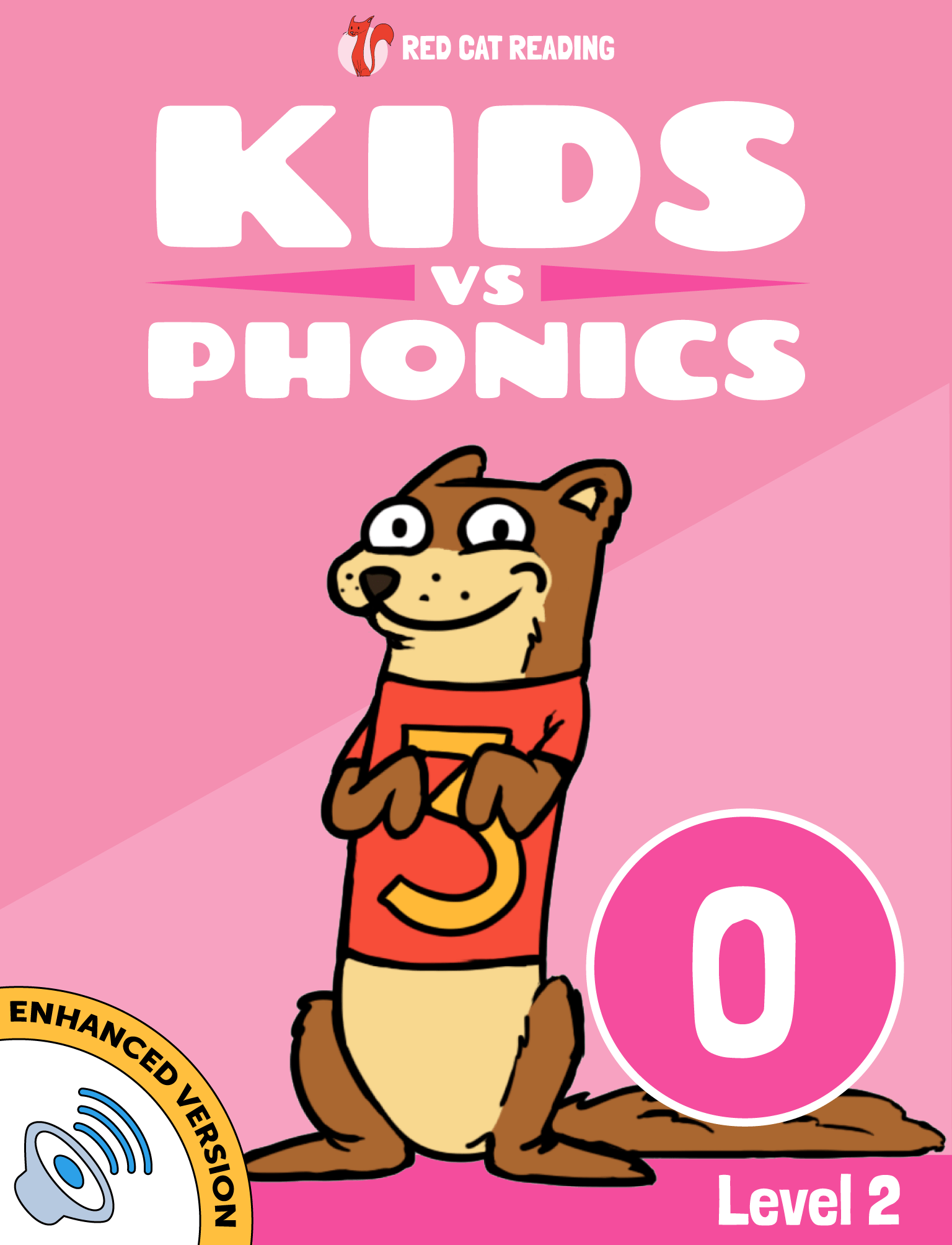 Red Cat Reading Kids vs Phonics Level 2: O Kids Learn to Read