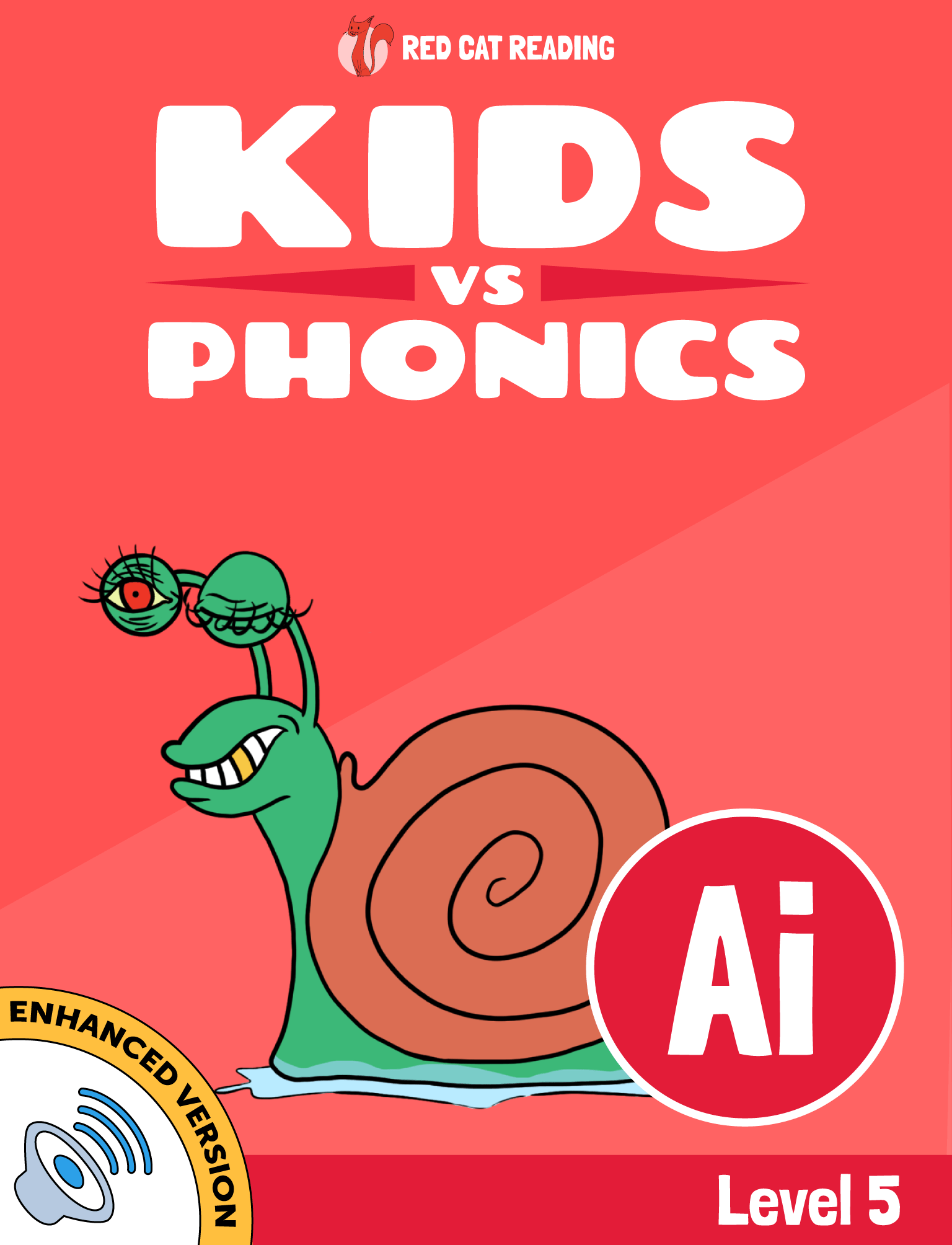 Red Cat Reading Kids vs Phonics Sound AI