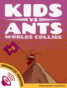 Red Cat Reading Kids vs Life Kids vs Ants Book