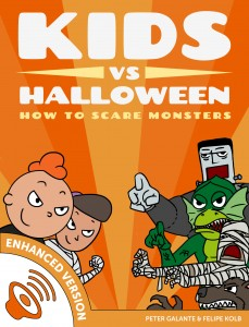Red Cat Reading Kids vs Life Kids vs Halloween Book