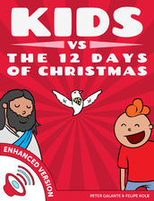 Red Cat Reading Kids vs Life the 12 Days of Christmas Christian Codebook