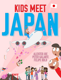 Red Cat Reading Kids vs Life Kids Meet Japan Book