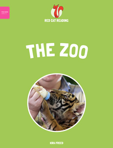 Red Cat Reading Level 1+ The Zoo