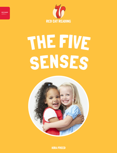 Red Cat Reading Level 2 The Five Senses