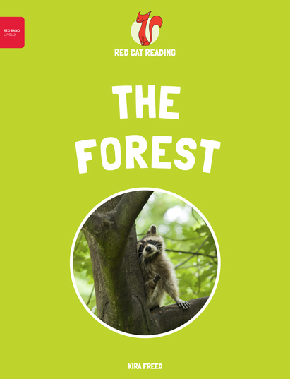 Red Cat Reading Level 2 The Forest Book