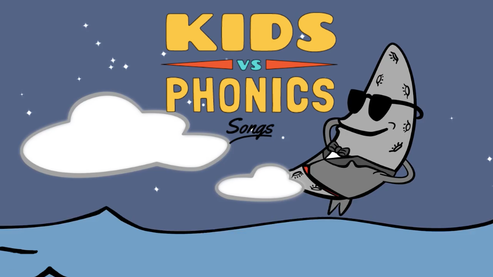 Red Cat Reading Kids vs Phonics 's' Sound