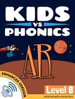 Red Cat Reading Kids vs Phonics AR Sound