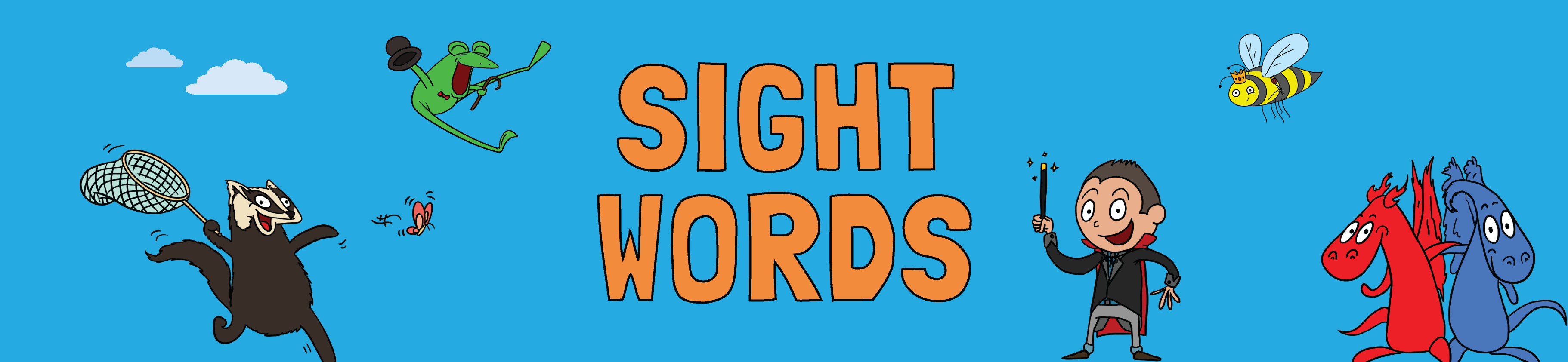 Top 25 Sight Words Young Readers Need to Know!