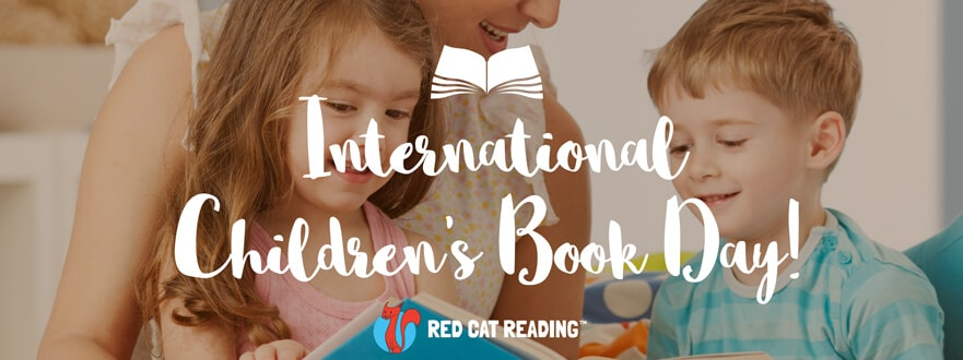 Red Cat Reading International Children's Book Day