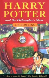 Red Cat Reading Top 6 Kids Authors JK Rowling Harry Potter