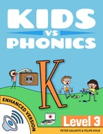 Red Cat Reading Kids vs Phonics K Sound