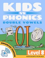 Red Cat Reading Kids vs Phonics OI Sound