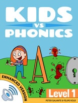 Red Cat Reading Kids vs Phonics A Sound