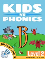 Red Cat Reading Kids vs Phonics B Sound
