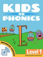 Red Cat Reading Kids vs Phonics E Sound