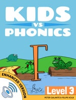 Red Cat Reading Kids vs Phonics F Sound