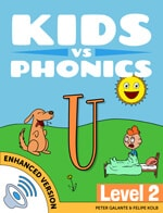 Red Cat Reading Kids vs Phonics U Sound