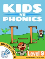 Red Cat Reading Kids vs Phonics Magic E E_E Sound