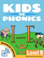 Red Cat Reading Kids vs Phonics Magic E I_E Sound