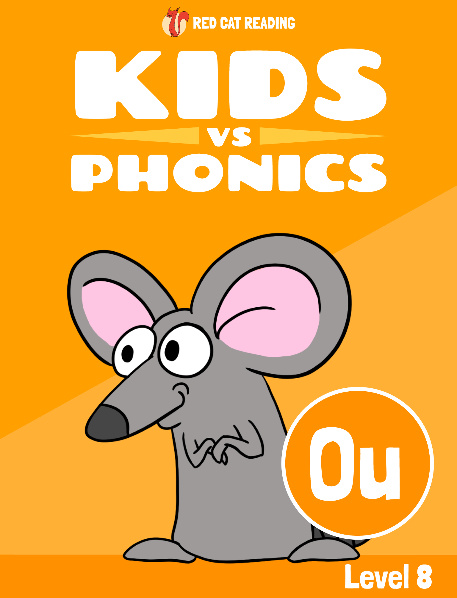Red Cat Reading Kids vs Phonics Phonics Sound OU Kids Learn to Read