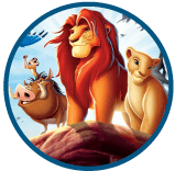 Lion King Disney Classics Red Cat Reading