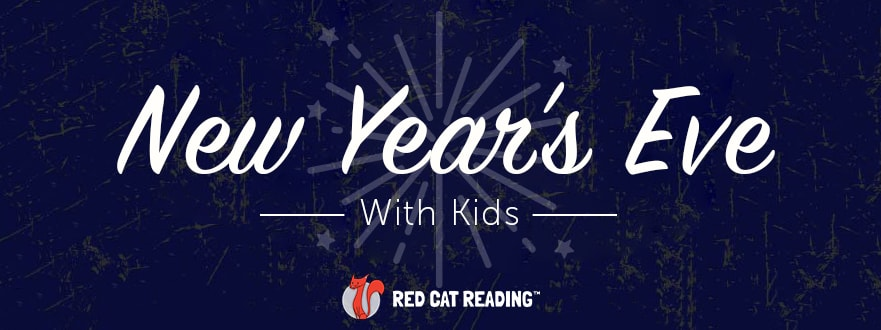 Red Cat Reading: New Year's Eve Activities for kids