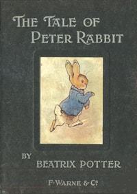 Red Cat Reading Top 6 Kids Authors Beatrix Potter Peter Rabbit