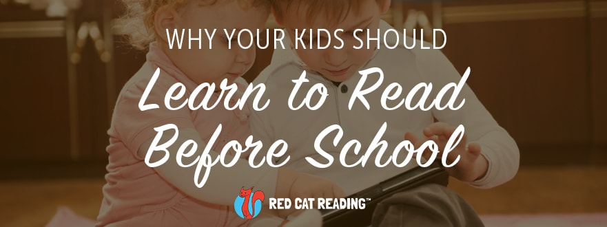 Red Cat Reading: School Readiness