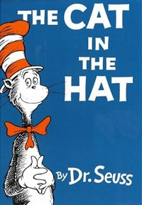 Red Cat Reading Top 6 Kids Authors Dr Seuss The Cat in the Hat