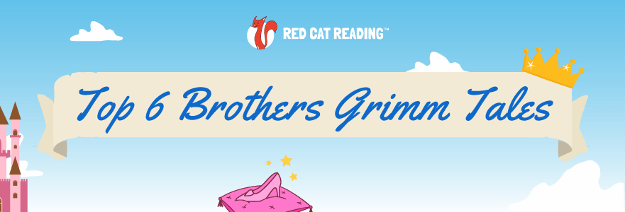 Red Cat Reading Kids Learn to Read Storybooks Read Aloud Books Free Kids Books Videos Songs Top 6 Brothers Grimm Fairy Tales Rumpelstiltskin Rapunzel Cinderella Hansel and Gretel The Golden Goose The Elves and the Shoemaker