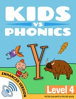 Red Cat Reading Kids vs Phonics Y Sound