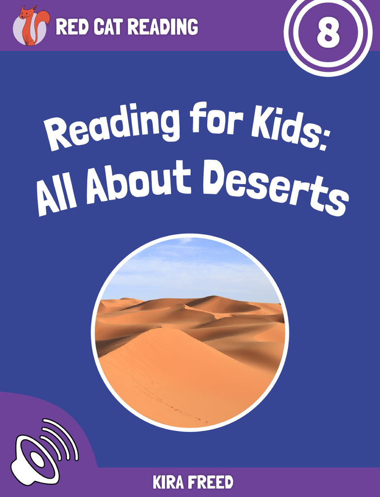about deserts
