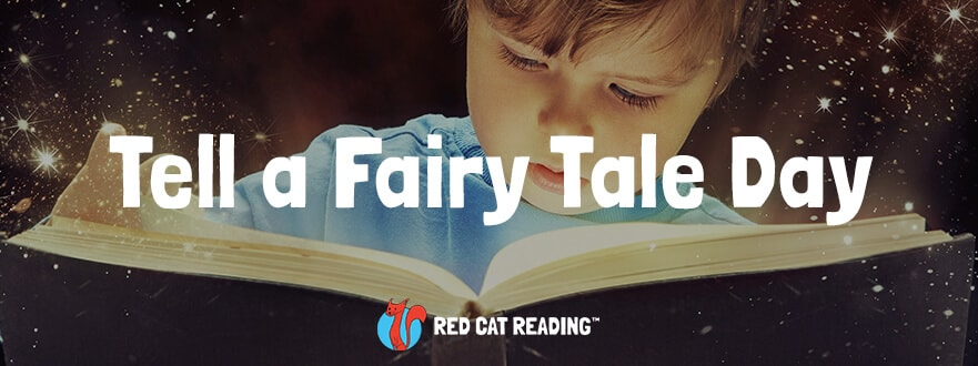 Red Cat Reading Fairy Tales