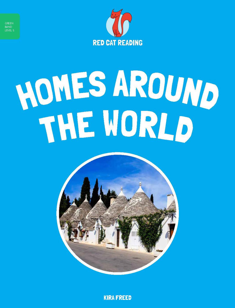 about homes around the world