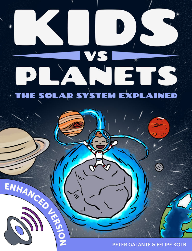 Red Cat Reading Kids vs Life Kids vs Planets Book