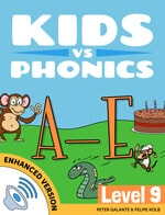 Red Cat Reading Kids vs Phonics A_E Sound