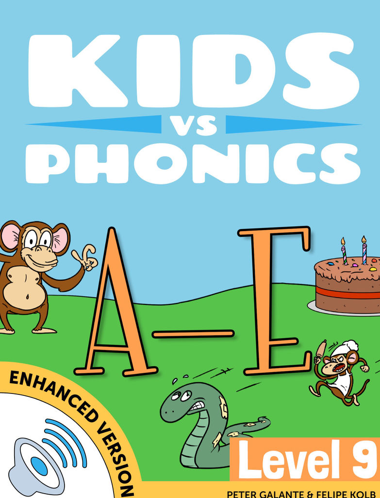 how to read the phonic A_E