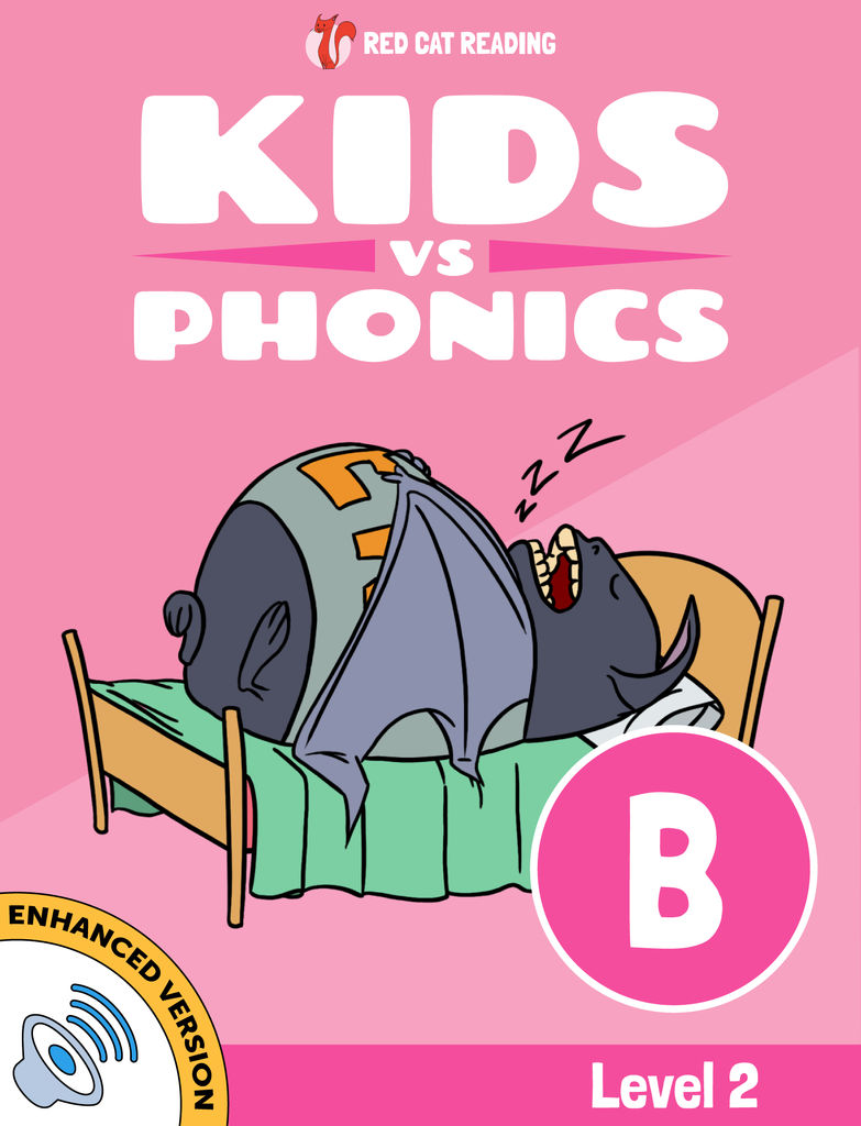 how to read the phonic B