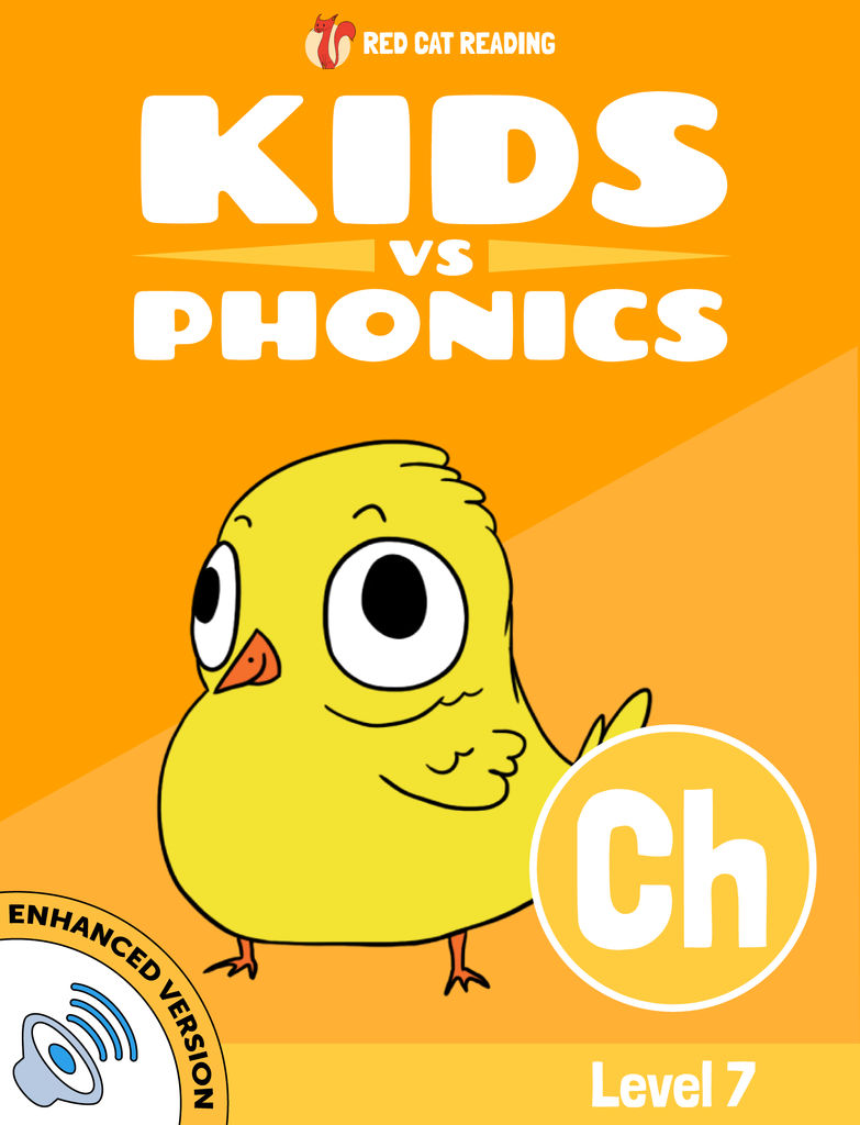 how to read the phonic Ch
