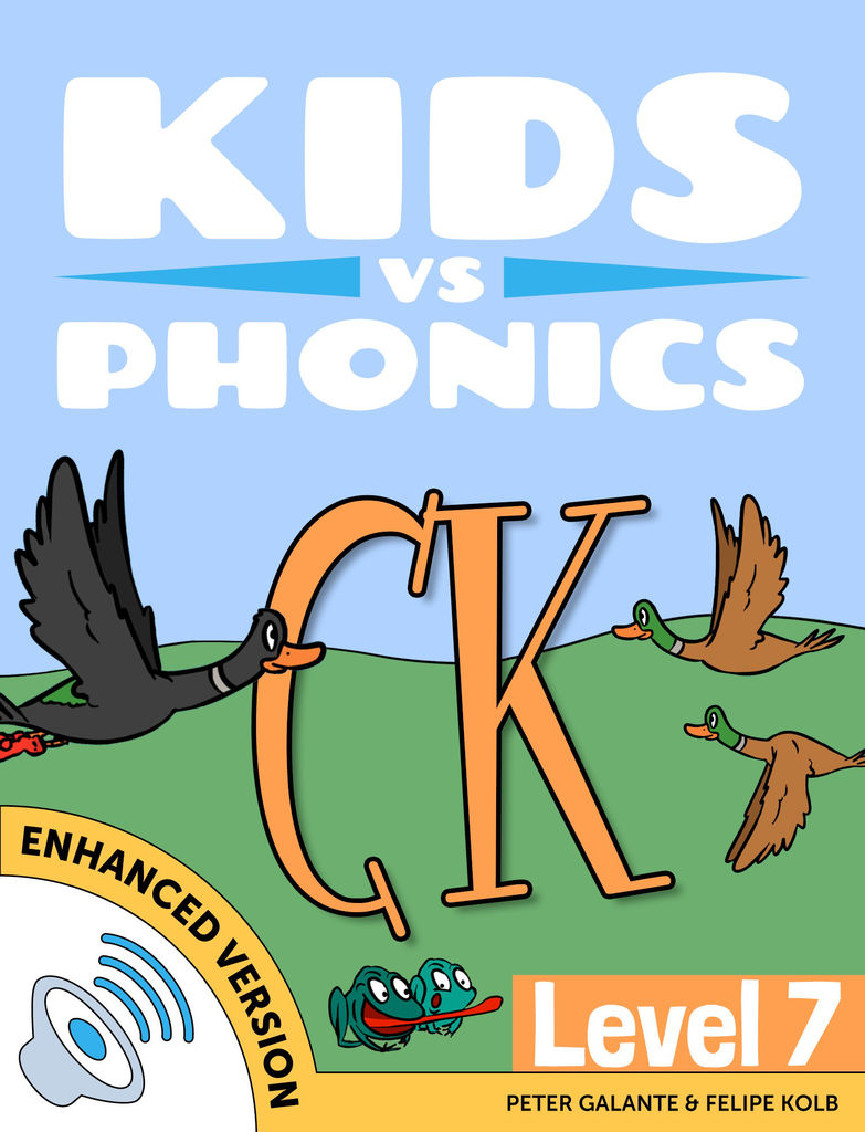 how to read the phonic CK