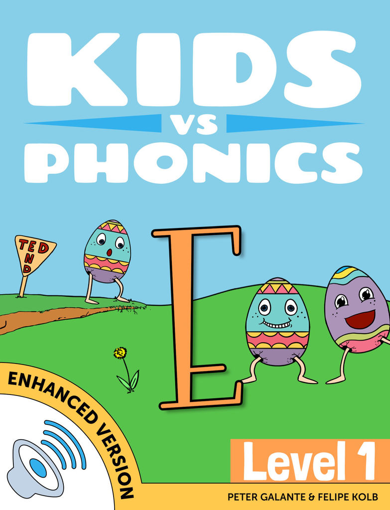 how to read the phonic E