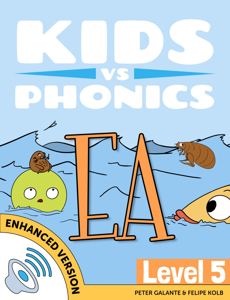 how to read the phonic ea