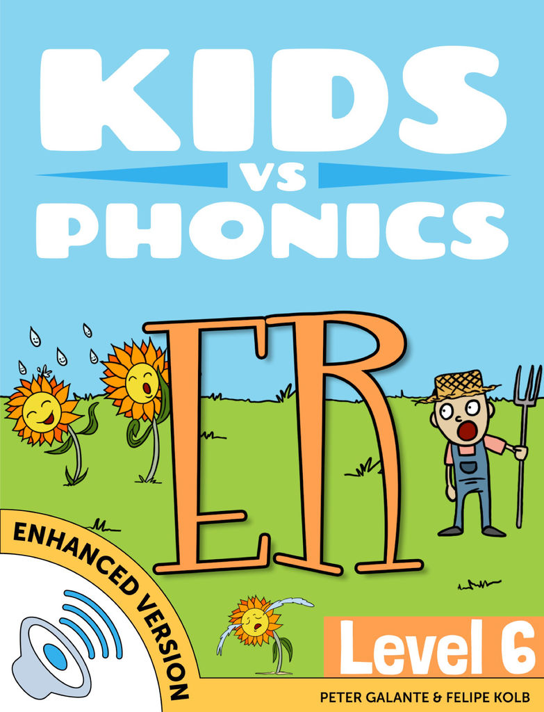 how to read the phonic er
