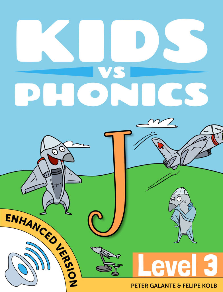 how to read the phonic J