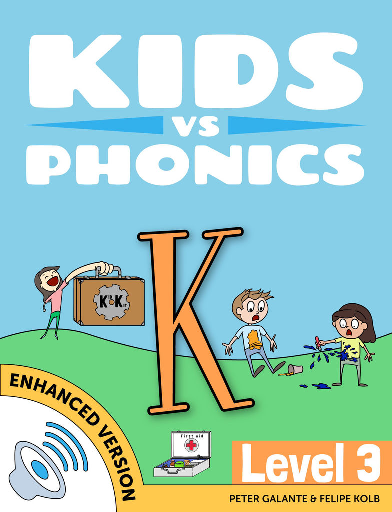 how to read the phonic K