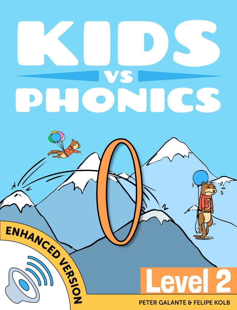 Free Kids Book - Learn Phonics: O by Red Cat Reading