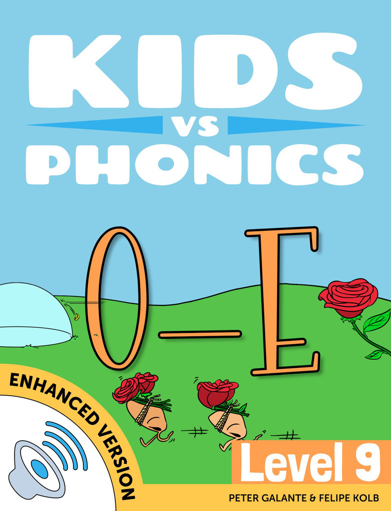 how to read the phonic O_E