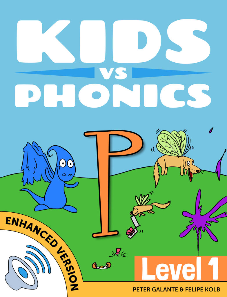 how to read the phonic P