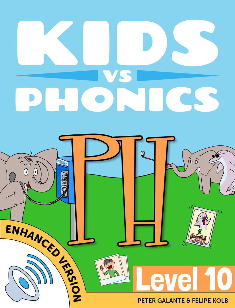 how to read the phonic PH