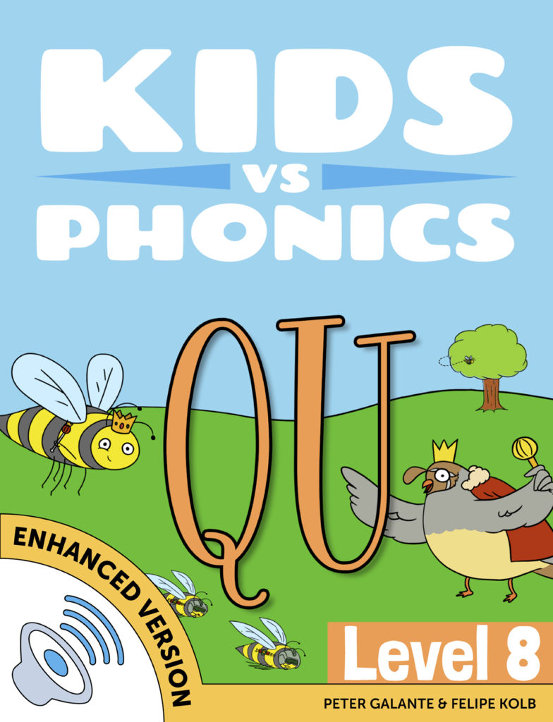 how to read the phonic QU